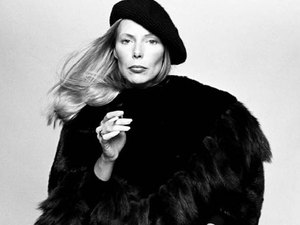 Joni Mitchell artist photo