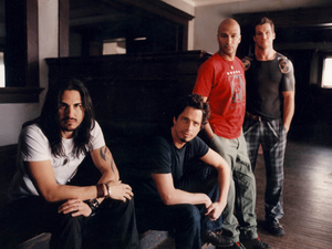 Audioslave artist photo