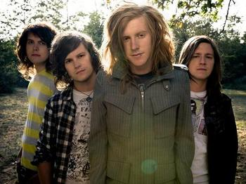 We The Kings artist photo