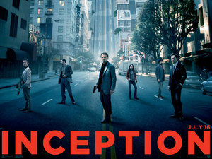 Film promo picture: Inception