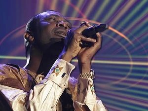Youssou N'Dour artist photo