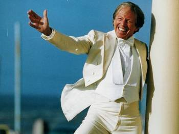 Tommy Steele artist photo