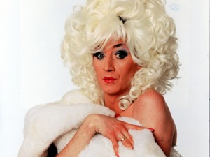 Lily Savage artist photo