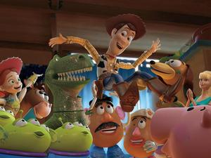 Film promo picture: Toy Story 3