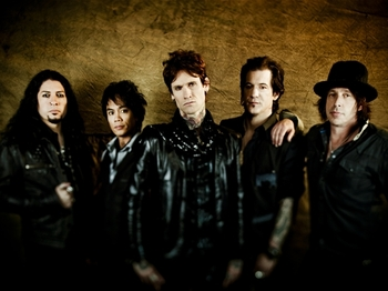 Buckcherry + Hardcore Superstar picture