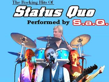 Straight As Quo artist photo