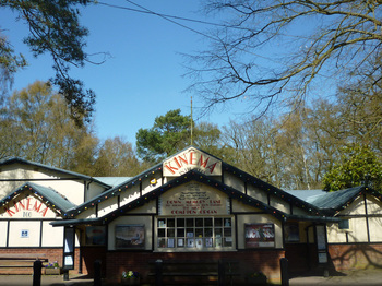The Kinema In The Woods venue photo