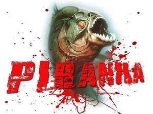 Film promo picture: Piranha 3D