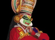 The Kala Chethena Kathakali Company artist photo