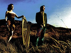 Chris Stout And Catriona McKay artist photo