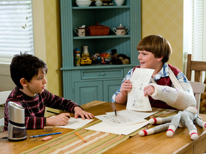 Film promo picture: Diary of a Wimpy Kid