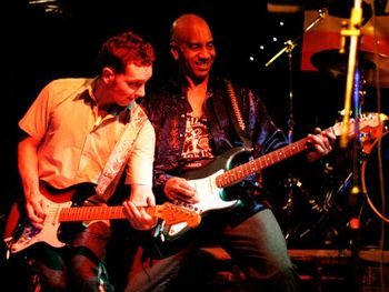 Marcus Malone Band picture
