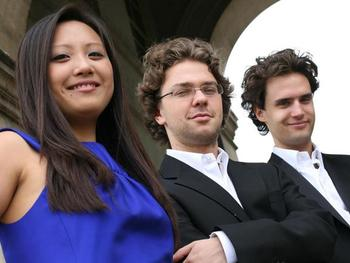 Sitkovetsky Piano Trio artist photo