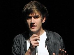 Bo Burnham artist photo