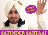 Satinder Sartaaj artist photo