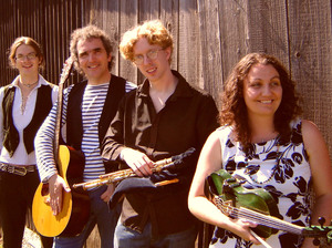 Jez Lowe & the Bad Pennies artist photo