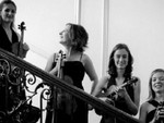 Rivoli String Quartet artist photo