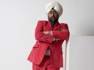 Hardeep Singh Kohli artist photo