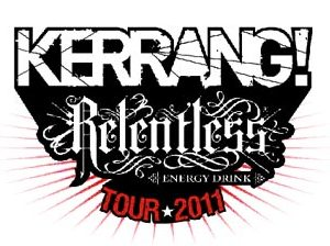 Picture for Kerrang! Relentless Energy Drink Tour 2011