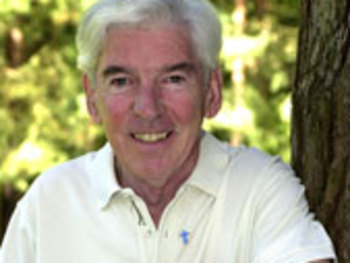 Tom O'Connor artist photo