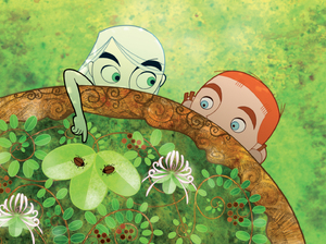 Film promo picture: The Secret Of Kells