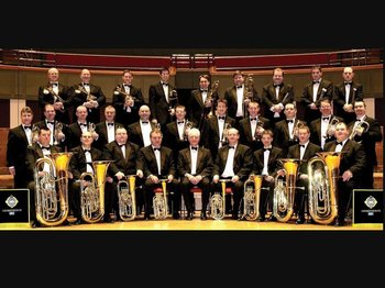 Brassed Off 15th Anniversary Tour: Grimethorpe Colliery Band picture