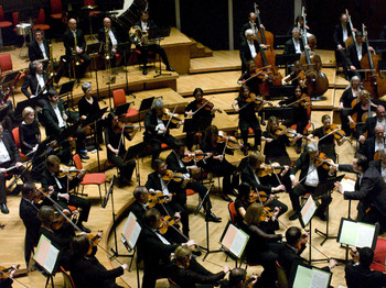 Leeds International Orchestral Season 2012/13: City Of Birmingham Symphony Orchestra (CBSO), Klara Ek picture