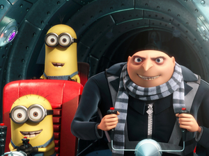 Film promo picture: Despicable Me