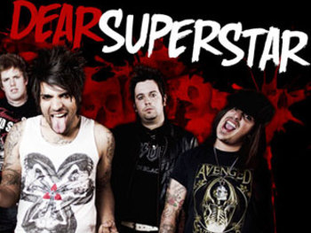Glam 'n' Grunge All Dayer: DearSuperstar + Grand Ultra + The Angry Seed + Lipshock + Shock Hazard picture
