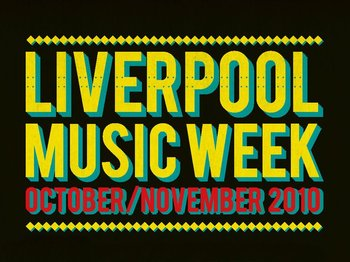 Liverpool Music Week 2010: !!! (chk chk chk) picture