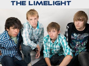 Music Chose Us!: The Limelight + Tom Moon + Josh Savage + Liam Modlin + Sam Pickett picture