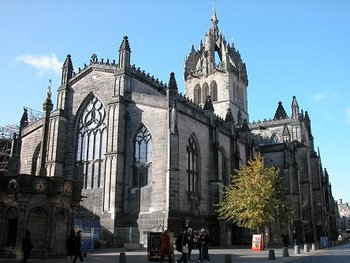 St Giles' Cathedral venue photo