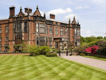 Arley Hall venue photo