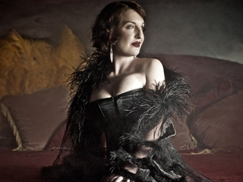The Wam Bam Club | Burlesque London: Lady Alex, Burlesque Baby, Rayguns Look Real Enough, Beatrix von Bourbon picture