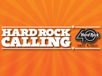 Hard Rock Calling: Rod Stewart + Stevie Nicks + Adam Ant + Rumer + Train + Lighthouse Family + Mike & The Mechanics + Barenaked Ladies + James Walsh + Cashier No.9 picture