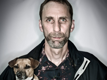 Will Self In Conversation With Critic John Mullan: Will Self picture