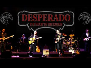 Desperado - The UK's Premier LIVE 'Eagles' Tribute artist photo