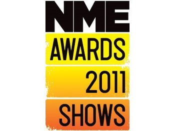 Shockwaves NME Awards Shows 2011: Sleigh Bells + MEN picture