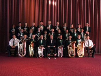 Roberts Bakery Band picture