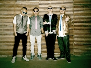 Far East Movement artist photo