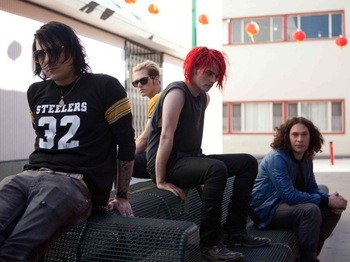 World Contamination Tour: My Chemical Romance picture