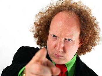 Armchair Revolutionary: Andy Zaltzman picture