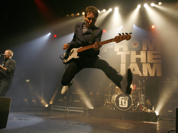 Evoke Live Present:: From The Jam + The Sandpilots picture