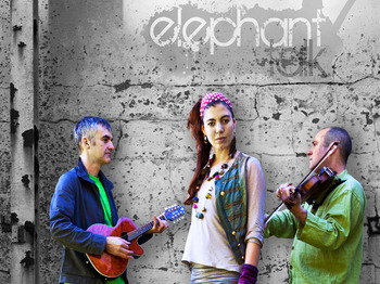 Elephant Talk artist photo