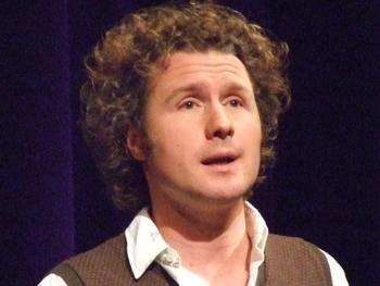 Dr. Ben Goldacre artist photo