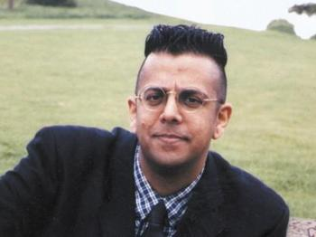 Simon Singh artist photo
