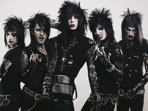 Black Veil Brides artist photo