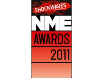 Shockwaves NME Awards 2011: Foo Fighters + My Chemical Romance + PJ Harvey + Angelos Epithemiou picture