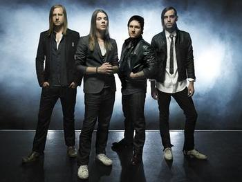 The Red Jumpsuit Apparatus artist photo
