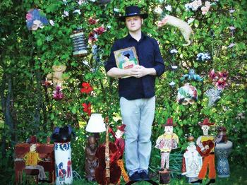 James Yorkston Performs Moving Up The Country: James Yorkston picture